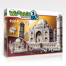 WREBBIT 3D JIGSAW PUZZLE THE CLASSICS TAJ MAHAL 950 PCS  #W3D-2001