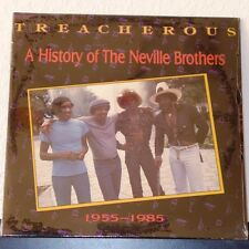Neville Brothers, The-Treacherous, a historyof... 1955-1985/doppio LP