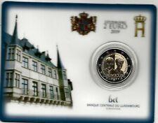 Luxembourg 2 Euros 2019 1ª Duchesse Charlotte Emissions N° 25 ceca : PONT