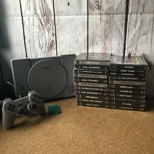 Sony Playstation 1 Console with Games Bundle
