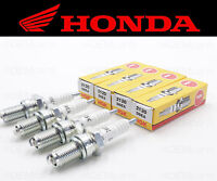 Set of (4) NGK D8EA Spark Plugs Honda (See Fitment Chart) #98069-58721