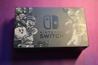 Nintendo Switch Super Smash Bros Ultimate Limited Edition Dock Only UK FAST SHIP