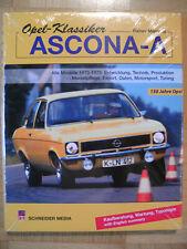 Opel Ascona A von Rainer Manthey (2012, Gebunden)