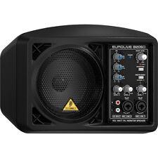 Behringer B205D ATTIVO ALTOPARLANTI MONITOR 150W MINI PA suono di sistema Foldback