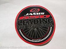 "ONE - 4""  JAMIS   Bike Mountain Bicycle Ride STICKER DECAL (RBRA)"