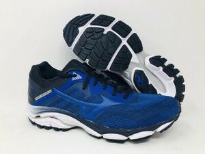 Mizuno Men's Wave Inspire 16 Road Running Shoe, True Blue, 12.5 D(M) US