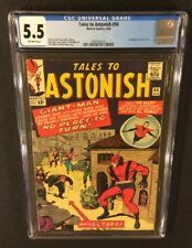 TALES TO ASTONISH #54 Comic CGC 5.5 Marvel 1964 Giant-Man WASP 1st App EL TORO