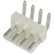 10 MPE-Garry Nylon-Stifleiste 4-polig 250V 5A RM3,96 gewinkelt Pin header 855919