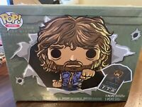 New Funko Pop! Figure & Tee Chuck Norris size Small T-Shirt Target Exclusive