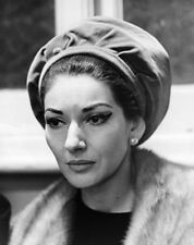 Maria Callas UNSIGNED photograph - L8409 - New York-born Greek soprano