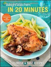 Weight Watchers in 20 Minutes Walmart Edition by Inc. Staff Weight Watchers Inte