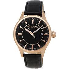 Montegrappa Fortuna Rose Gold Watch Men's Watch Swiss Made IDFOWARC