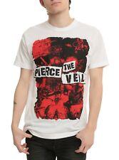 Pierce The Veil Mens Band Collage Shirt New S, M, L, XL