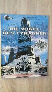 Valerian und Veronique Band 5 : Die Vögel des Tyrannen SC 2.Auflage 1980