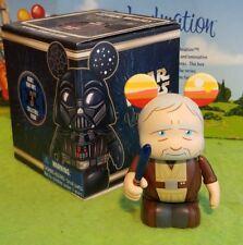 "Disney Vinylmation 3"" Park Set 2 Star Wars Obi Wan Kenobi with Box"