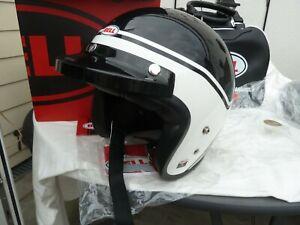 Bell open face motorcycle helmet - size XL