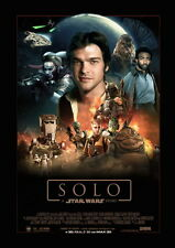 "147 STAR WARS - HAN SOLO CARBONITE Hero Classic Hot Movie 24""x33"" Poster"