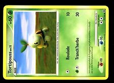 Pokemon Card French New Paddle Majest. N°77/100 Turtwig