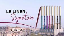 crayon eyeliner LE LINER SIGNATURE waterproof L'Oreal Paris