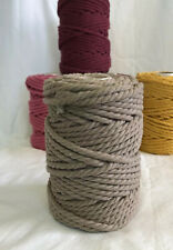 GANXXET Cotton Rope Taupe Color