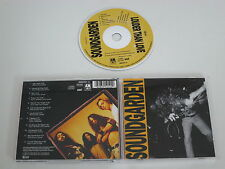 SOUNDGARDEN/LOUDER THAN LOVE(A&M 395252-2) CD ALBUM