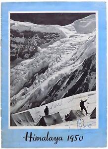 Maurice Herzog and others: Himalaya 1950