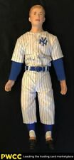 Mickey Mantle Signed Autographed Figurine Toy AUTO, PSA/DNA Auth, LOA