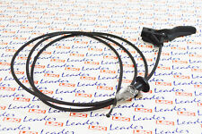 GENUINE Vauxhall ZAFIRA A (98-05) - BONNET RELEASE CABLE & HANDLE - NEW 90579412