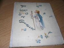 The Lord is My Shepherd The Twenty-Third Psalm in Song & Sonnet W Richards 1883