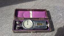 antik werkzeug probator + box