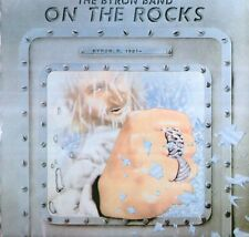 "THE BYRON BAND "" ON THE ROCKS "" LP SIGILLATO DIG IT - FONIT CETRA  ITALY RARO"