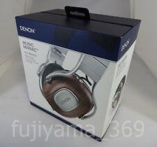 New DENON AH-MM400 MUSIC MANIAC Over ear headphones Hi-Res Express mail JAPAN