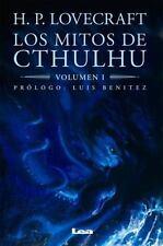 LOS MITOS DE CTHULHU - LOVECRAFT, H. P./ BENITEZ, LUIS (FRW) - NEW BOOK