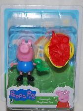 PEPPA PIG'S George's Playtime Fun PLAYSET NEW 2016
