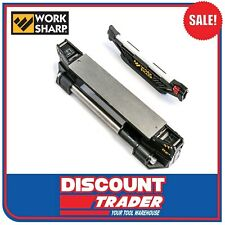 Work Sharp WSGSS Guided Sharpening System With Pivot-response Sharpener