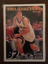 Iowa Hawkeye 1998-1999 Basketball Card Set Sealed