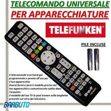 TELECOMANDO UNIVERSALE PER TELEVISORI TELEFUNKEN MODELLO TE32847FB1