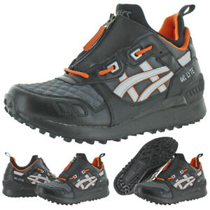 ASICS Tiger Mens Gel-Lyte MT Leather Lace-Up Mid Top Sneakers Shoes BHFO 5834