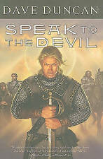 (Good)-Speak to the Devil (Hardcover)-Duncan, Dave-0765323478