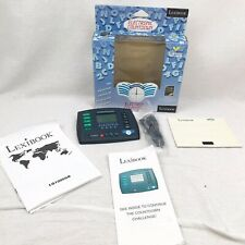 Vintage Lexibook Electronic Countdown Game Boxed With Instructions