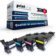 4x Kompatibel XL Tonerkartuschen für Epson AculaserCX28DNC Farb Set XL
