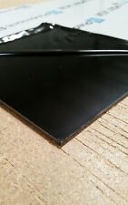 "Lot of (10) 18""x24""  Aluminum Composite Material Sign Panels BLACK"