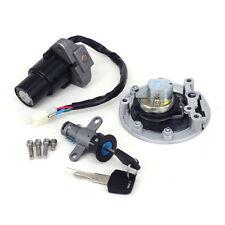For Yamaha TZR125 TZM150 TZR150 TDM850 Fuel Gas Cap Ignition Switch Lock Keys
