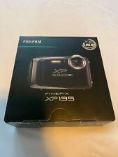 Fujifilm FinePix XP135 Rugged Waterproof Digital Action Camera/Camcorder (NEW)