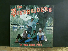 THE RIVERSIDERS   The Shoe Fits   LP  White label  Private press  UK Country
