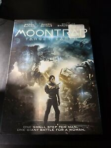 Moontrap Target Earth (2017) Sarah Butler, Damon Daydus DVD Like New