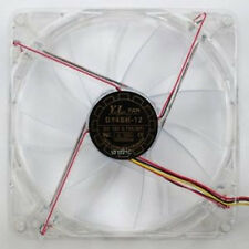 Yate Loon 140mm x 25mm Blue LED Transparent Cooling Fan 3&4 pin D14SH-124B