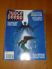 JUDGE DREDD THE MEGAZINE - Series 2 - No 68 - Date 12/1994 - UK Paper Comic