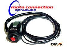 Matar interruptor de botón Kawasaki Kx60 Kx65 Kx85 Kx125 Kx250 Kx 84-13 Rfx 20100
