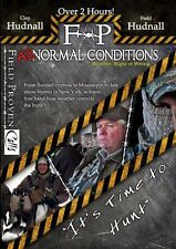 FIELD PROVEN CALLS ABNORMAL CONDITIONS DUCK AND GOOSE HUNTING DECOY DVD NEW!!!